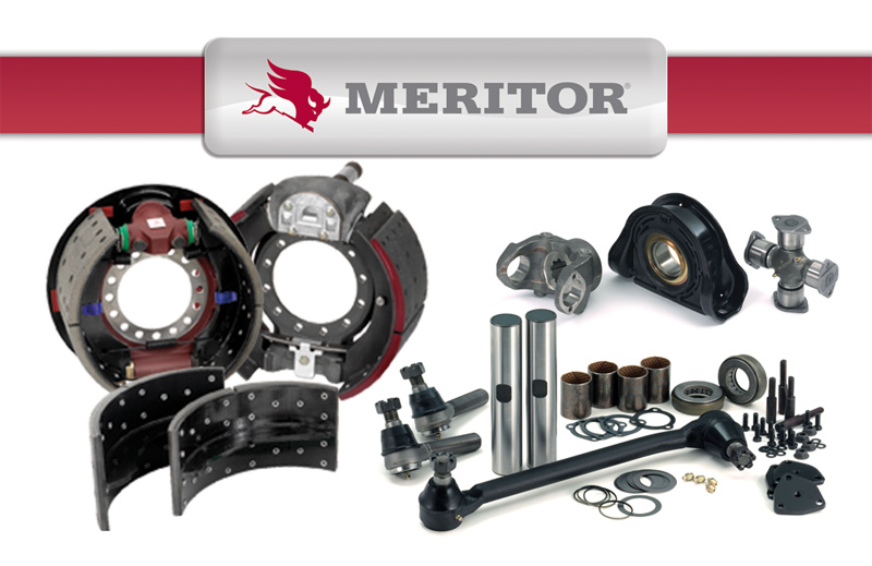 Meritor Drive Axle Parts : Meritor differentials delivered worldwide from the usa